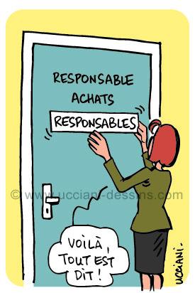 Achat responsable
