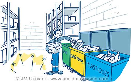 sécurité en logistique